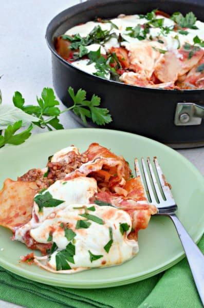One Pot Lasagna Picture