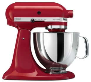 KitchenAid Artisan Mixer - 5-Quart Stand Mixer Review