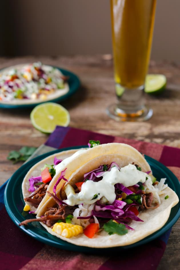 Shredded Beef Tacos Picture