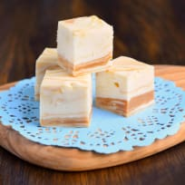 White Chocolate Caramel Fudge Recipe