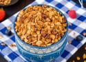 Honey Nut Granola Recipe