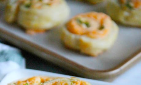 Puff Pastry Jalapeno Popper Pinwheels Picture