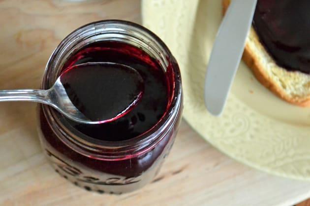 Blueberry Jelly Photo