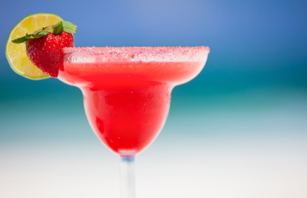 Strawberry Margarita Image