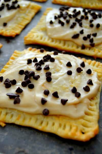 Cookie Dough Pop Tarts Picture