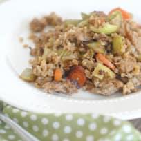 Gluten Free Fried Rice Recipe