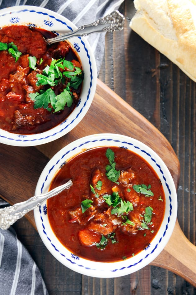 Goulash Soup Picture