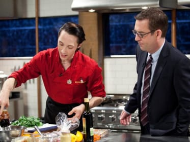 Chopped All-Stars Review: Round 4!