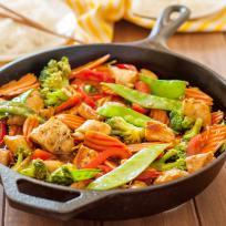 Gluten Free Stir Fry Recipe