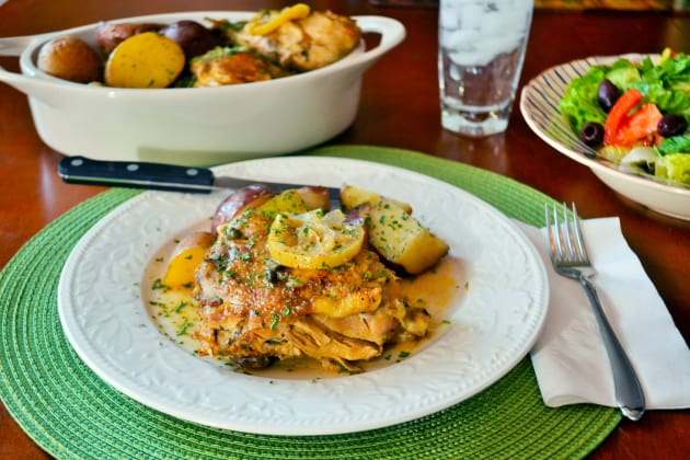 Slow Cooker Paprika Chicken Photo