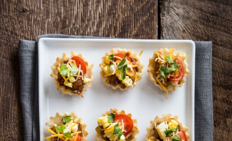 Crock Pot Chicken Taco Bites Picture