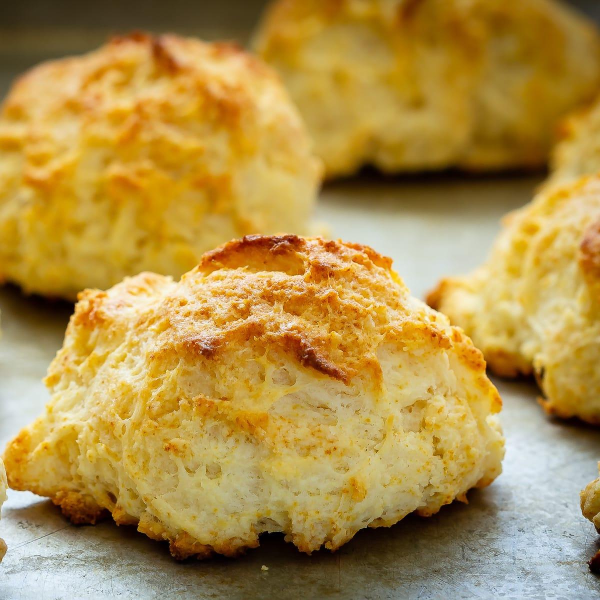 Drop Biscuits Recipe Food Fanatic