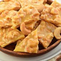Cashew Brittle Recipe