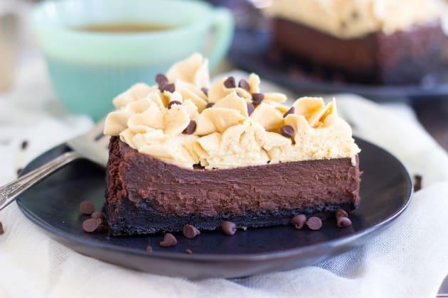 Ultimate Chocolate Peanut Butter Torte Photo