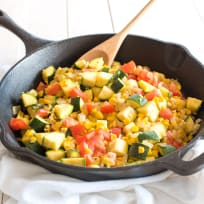 Calabacitas con Queso Recipe