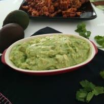 Avocado green chutney