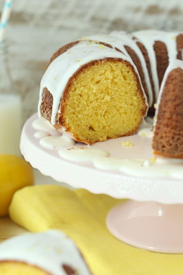 Easy Lemon Cake Recipe From Box