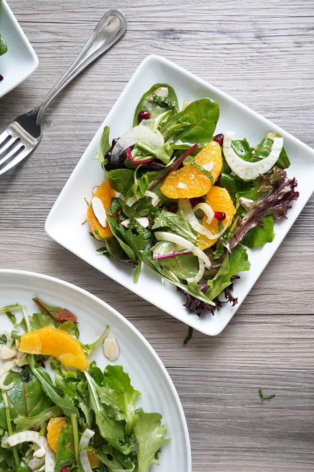 Fennel Orange Salad Image