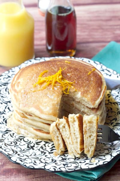 Mascarpone Pancakes Picture