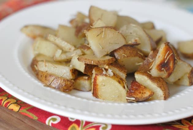 Roasted Rosemary Potatoes Image