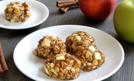 Gluten Free Apple Cardamom Cookies Recipe