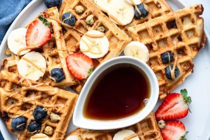 Protein Waffles Recipe