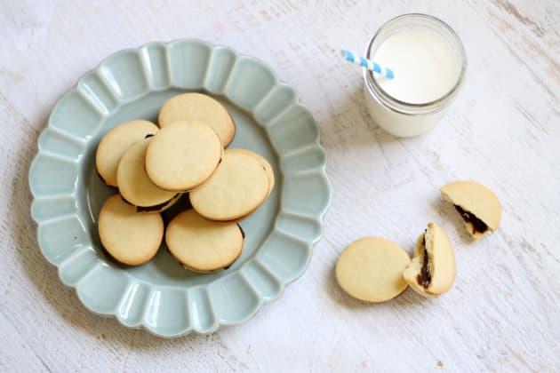 Homemade Milano Cookies Image