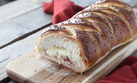 Reuben Bread Recipe