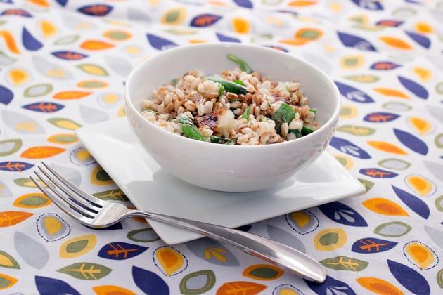 Farro Salad Photo