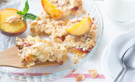 Peach Bars Image