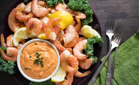 Lemon Shrimp Cocktail Recipe