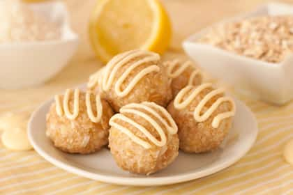 Coconut Balls: No Bake Perfection