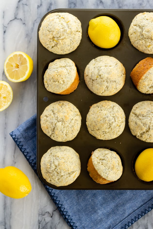 Lemon Poppy Seed Muffins Picture