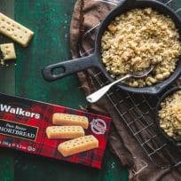 Walkers Shortbread Mini Apple Pear Crisps Recipe