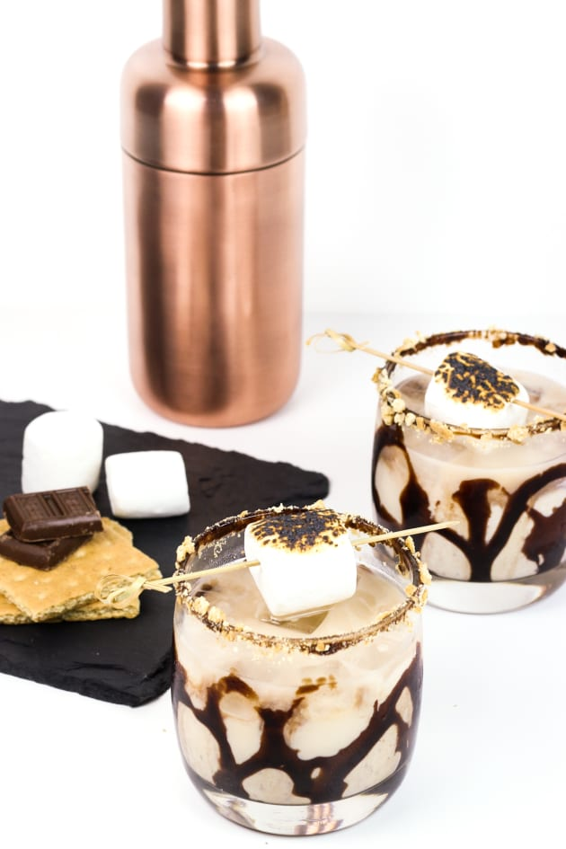 File 2 - S'mores White Russian