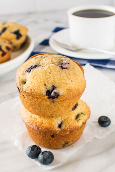 Blueberry Chai Muffins Image