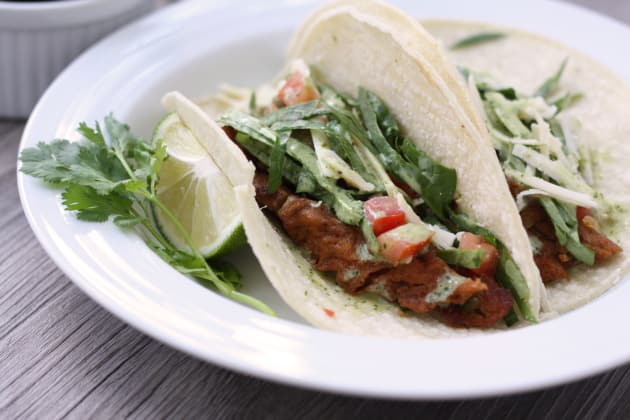 Seitan Tacos Picture
