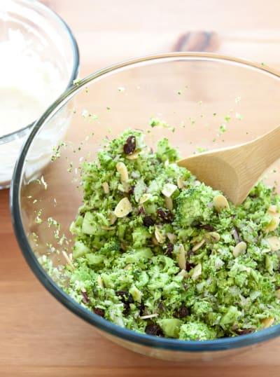 Broccoli Slaw Picture