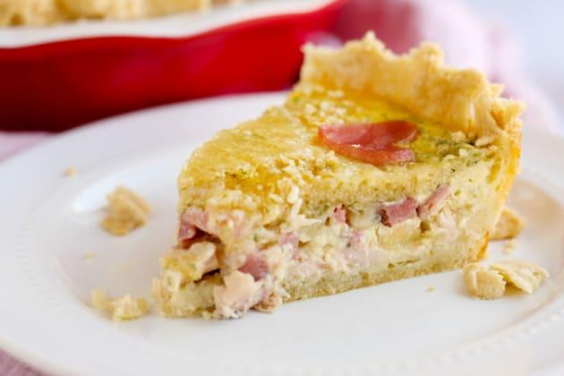 Gluten Free Quiche Photo