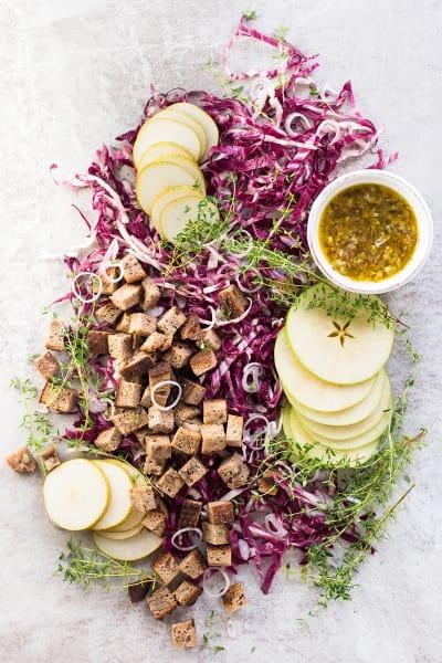 Fall Panzanella Salad Image