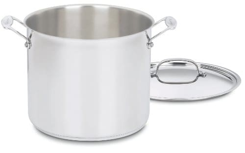 Chef S Classic Stainless Steel Cuisinart Stockpot Review
