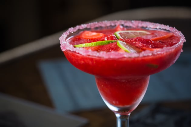 Strawberry Margarita Photo