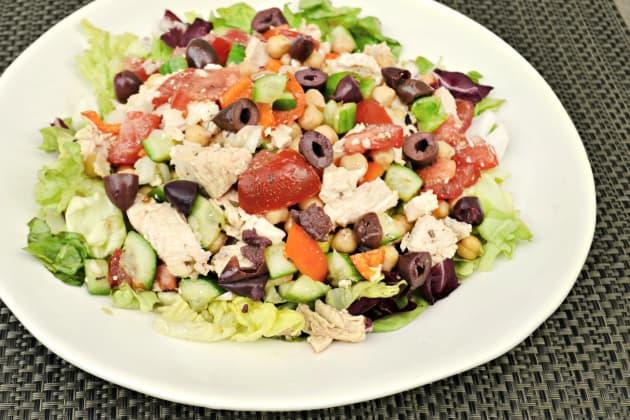 Chopped Salad Photo