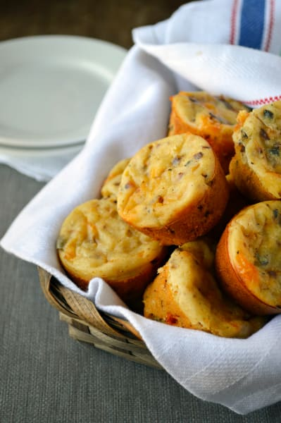 Omelet Muffins Picture