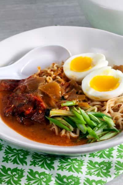 Kimchi Ramen Picture