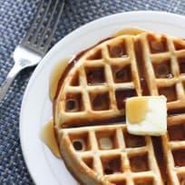 Yeast Waffle Recipe