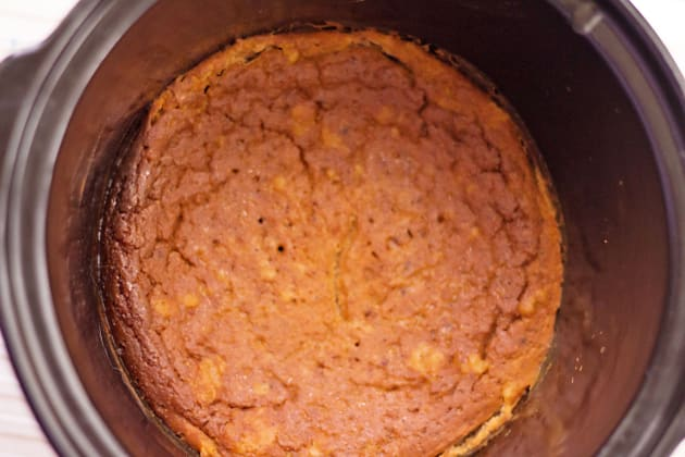 Crustless Pumpkin Pie Image