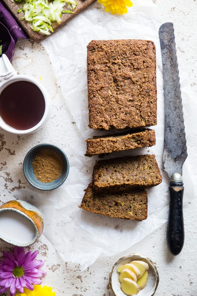 Vegan Zucchini Bread with Five Spice Picture