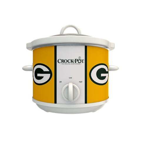 Nfl team crock pot slow cooker