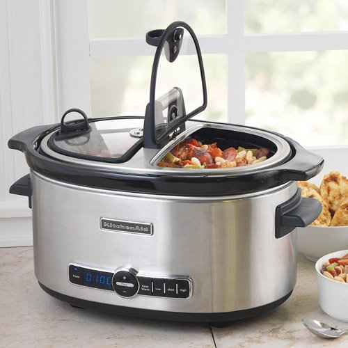 kitchenaid slow cooker - food fanatic